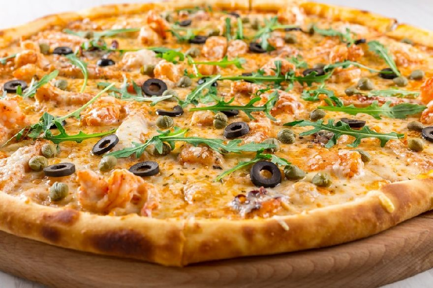 Antalya Insel Grill mit leckeren und gesunden Pizzeria sowie Imbiss Essen, wie Döner oder Pizza mit Lieferservice, in Sassenberg.